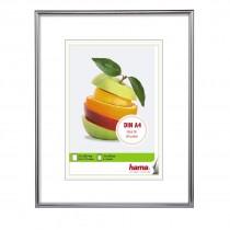 Bilderrahmen silber für DIN A4 Formate