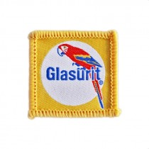 Glasurit Aufnäher / Weblabel