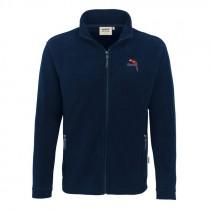 Glasurit men's fleece jacket