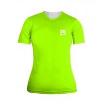 Glasurit ladies' functional shirt neon