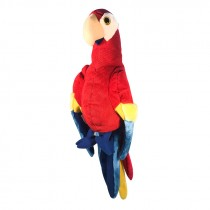 Glasurit puppet plush parrot