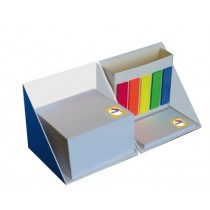 Glasurit Hard cover sticky note-cube